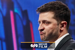 کمدین اوکراینی، رئیسجمهور شد!