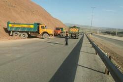 ۱۵۰ هزار تن آسفالت برای لکه گیری جاده های قزوین استفاده شد