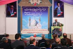 موسسه فرهنگی قرآن و عترت روح الجنان افتتاح شد