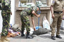 سری لنکا میں ایئرپورٹ کے قریب پائپ بم برآمد