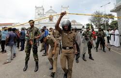 دۆزینەوەی رێژەیەکی زۆر تەقەمەنی لە وێستگەیەکی پاس لە سریلانکا