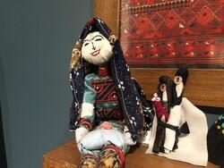 پانزده عروسک سنتی اقوام ایرانی ثبت ملی شد؛ از دُهتولوک تا قورچوق