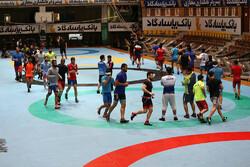 ۱۶ کشتی گیر مازندران به اردوی تیم ملی دعوت شدند