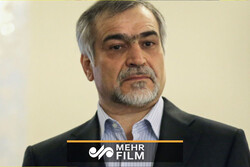 فیلمی از سکوت معنیدار حسین فریدون در حین خروج از دادگاه