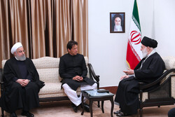Iran-Pakistan ties should be strengthened against enemies' will: Ayat. Khamenei