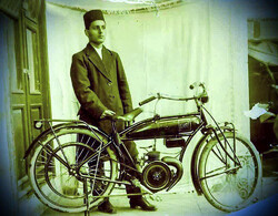 Doc to chronicle history of motorcycle in Iran