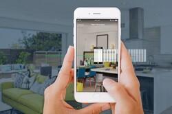 بازدید مجازی سه بعدی برای خرید خانه با گوشی