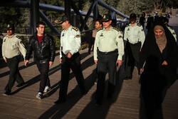 تہران میں سکیورٹی کے سلسلے میں پولیس کے نئے اقدامات