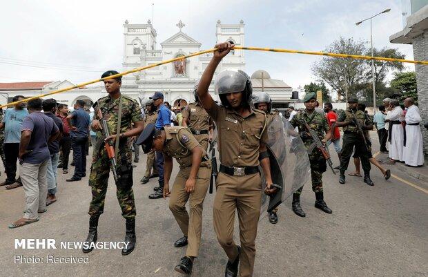 سری لنکا میں ایک اور دھماکے کی آواز سنی گئی