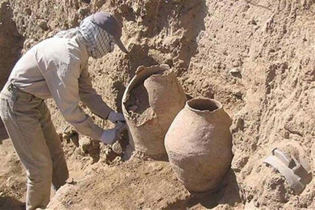 ۸ باند متجاوز به میراث فرهنگی در مازندران متلاشی شد