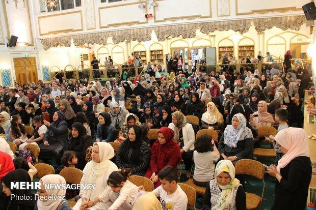 جشن میلاد فرخنده امام عصر(عج) در مرکز اسلامی انگلیس