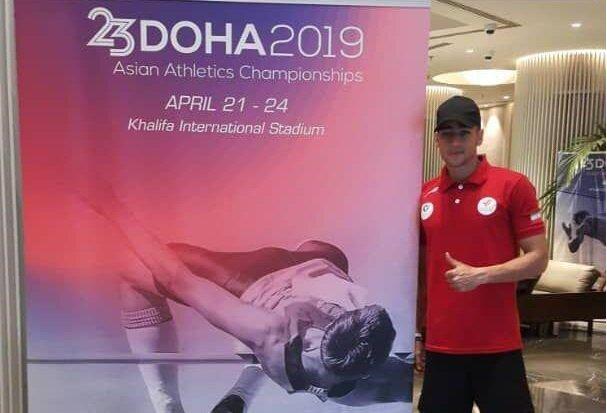 دونده آذربایجان شرقی به فینال رقابتهای آسیایی راه یافت