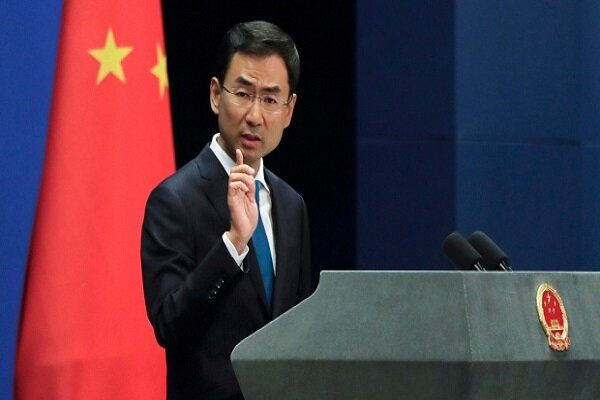 China says JCPOA should be fully implemented