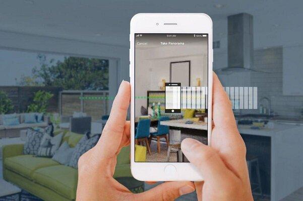 پژوهشکده سپیدار بازدید مجازی سه بعدی برای خرید خانه با گوشی وزارت راه شهرسازی