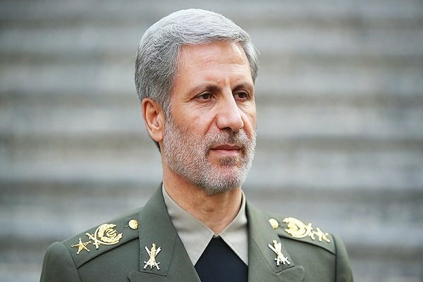 Iran's defense chief does not rule out military force to counter economic terrorism