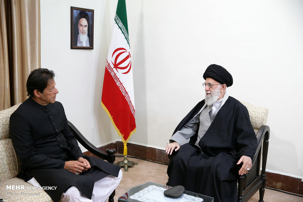 Leader: Iran, Pakistan should boost ties against enemies' will