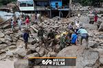 Kolombiya'da heyelan; ölü ve yaralılar var