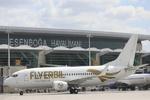 Fly Erbil'in Erbil-Ankara uçuşları başladı