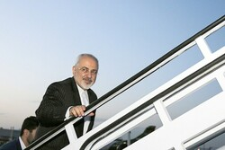 Zarif departs for New York to attend intl. event
