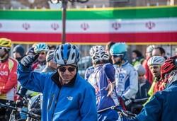 همایش عمومی دوچرخه سواری در تبریز برگزار میشود