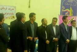 تجلیل فرماندار هشترود از خبرنگار خبرگزاری مهر در این شهرستان