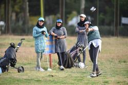 آمادگی دختران گلف باز اردبیلی برای حضور در مسابقات قهرمانی کشور