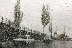 Iran sees 105% growth in precipitation
