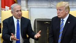 Netanyahu - Trump