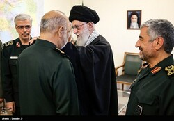 New IRGC Chief Salami officially promoted to major general
