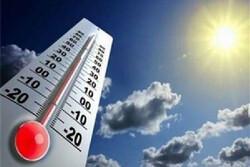 پیش بینی افزایش تدریجی دما طی سه روز آینده