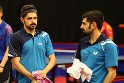 Iranian duo wins bronze at WTT event