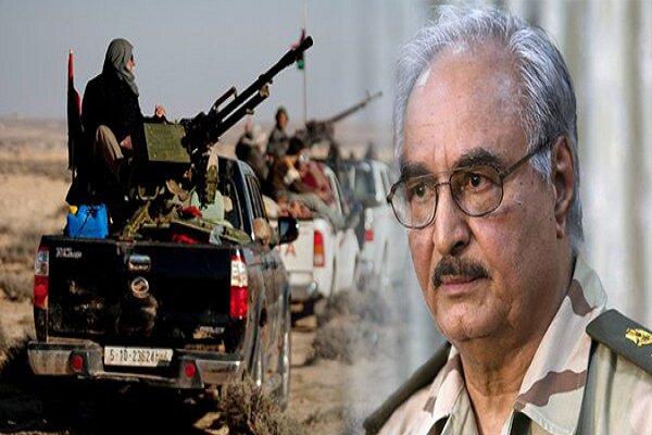 الوفاق:حفتر يقوم بنفس الممارسات التي يتبعها الصهاينة ضد الفلسطينيين