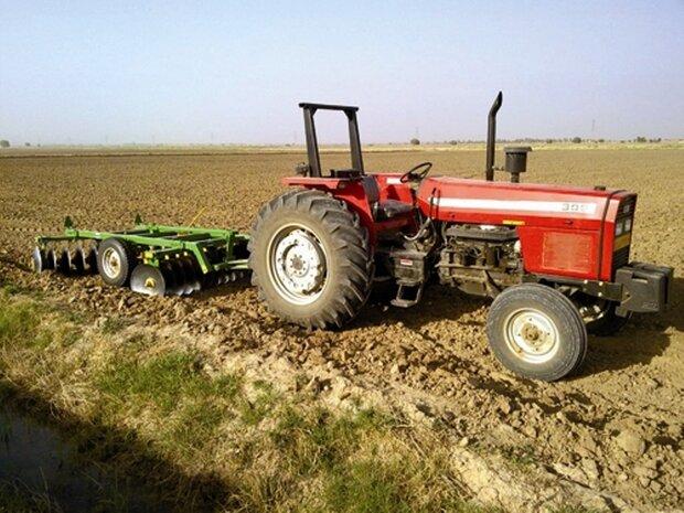 آغاز مرحله سوم شماره گذاری وسایل نقلیه کشاورزی در استان ایلام