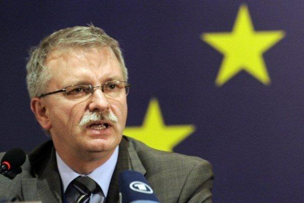 اتحادیه اروپا خواهان ارتقای مناسبات با اوکراین است
