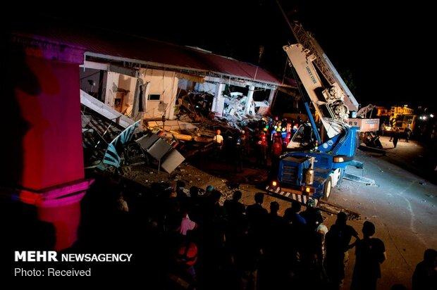 زلزله در فیلیپین