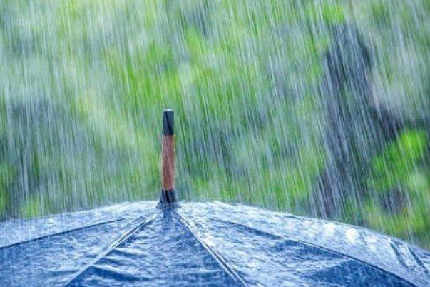 بارش رگبار باران در گیلان/ ارتفاع امواج به یک متر می رسد