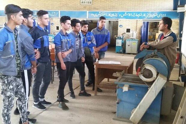 بازارچههای کارآفرینی در مدارس متوسطه اردبیل برپا میشود