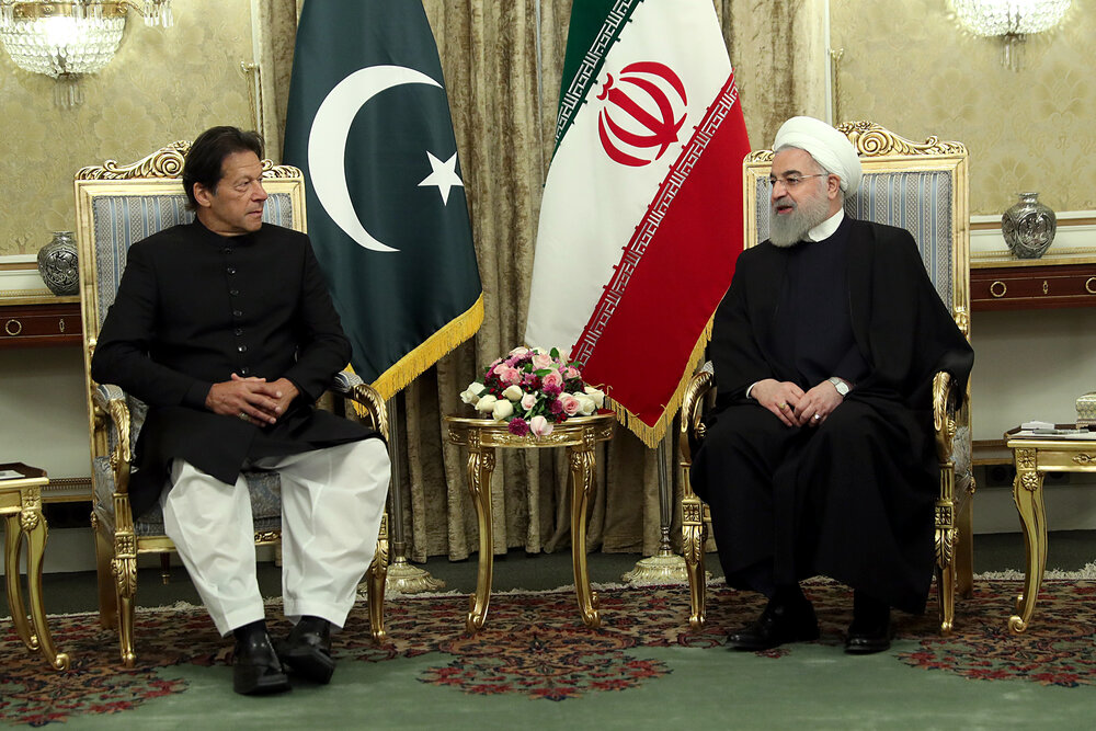 No third country can affect Iran-Pakistan ties: Rouhani - Tehran Times