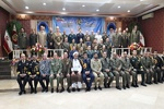 More than 30 military attaches meet with Iran Army ground forces cmdr.