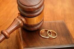 کاهش ۸.۴ درصدی طلاق در کرمانشاه/ رشد ۱.۷ درصدی ازدواج