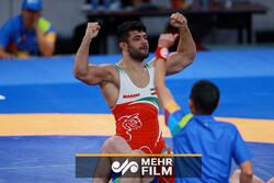 «علیرضا کریمی» در رقابتهای قهرمانی آسیا طلا کسب کرد