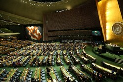 UNGA president against US' unilateral sanctions on Iran: spox