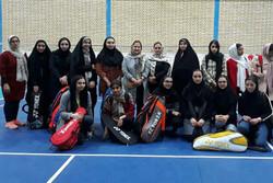 رقابتهای بدمینتون رنکینگ دختران کشور به میزبانی قزوین آغاز شد