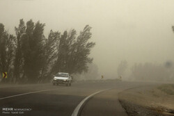 Particulate matters 20 times above safe levels in southeastern Iran