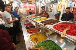 فلافل فروشهای لشکرآباد اهواز