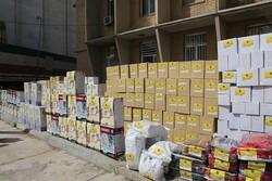 إيران تتسلم مساعدات إغاثية من الصين والنمسا لمساعدة متضرري السيول