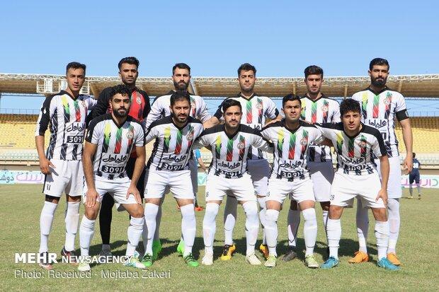 تیم فوتبال شهدای قشقایی شیراز در لیگ دسته یک خواهد ماند
