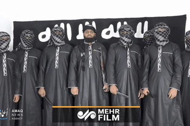 پەیمان بەستنی ۸ داعشی لەگەڵ ئەبووبەکر بەغدادی پێش ئۆپراسیۆنی سریلانکا