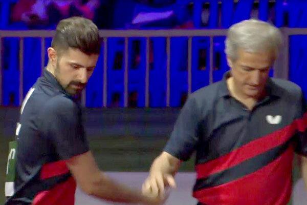 «درجا» و «پسرفت» پینگپنگبازان ایران در مسابقات قهرمانی جهان