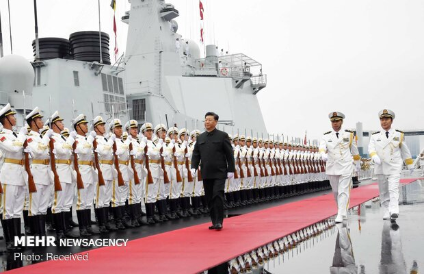 وزير الدفاع الصيني يوجه رسالة احتجاج لأمريكا